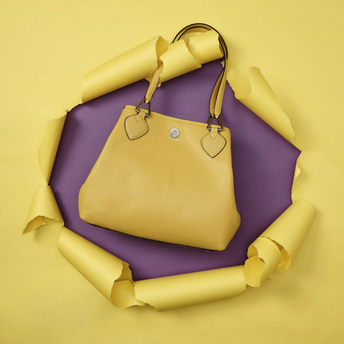 Studio Anne Klein Purse Product Photography